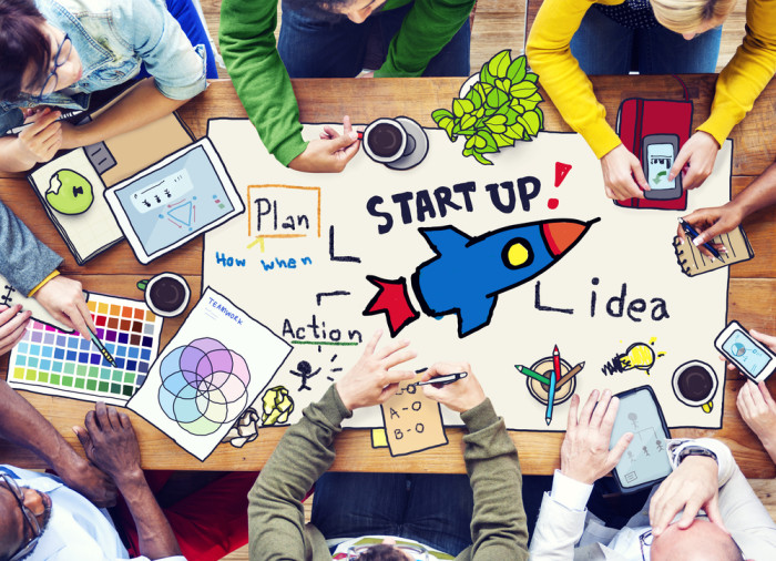Start-up with no money