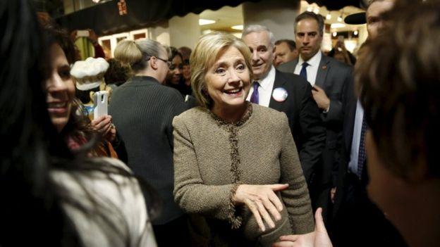 elections Hillary Clinton