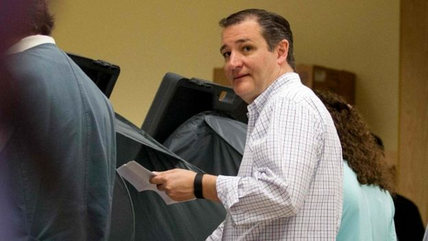 elections Ted Cruz
