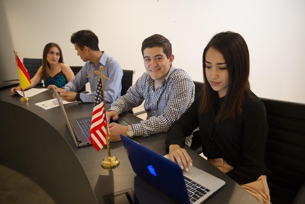 Estudiantes de USA conocieron la oferta de CETYS